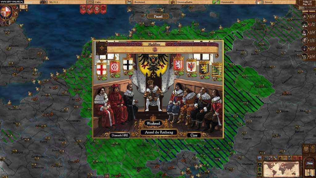 Magna Mundi: A Europa Universalis Game