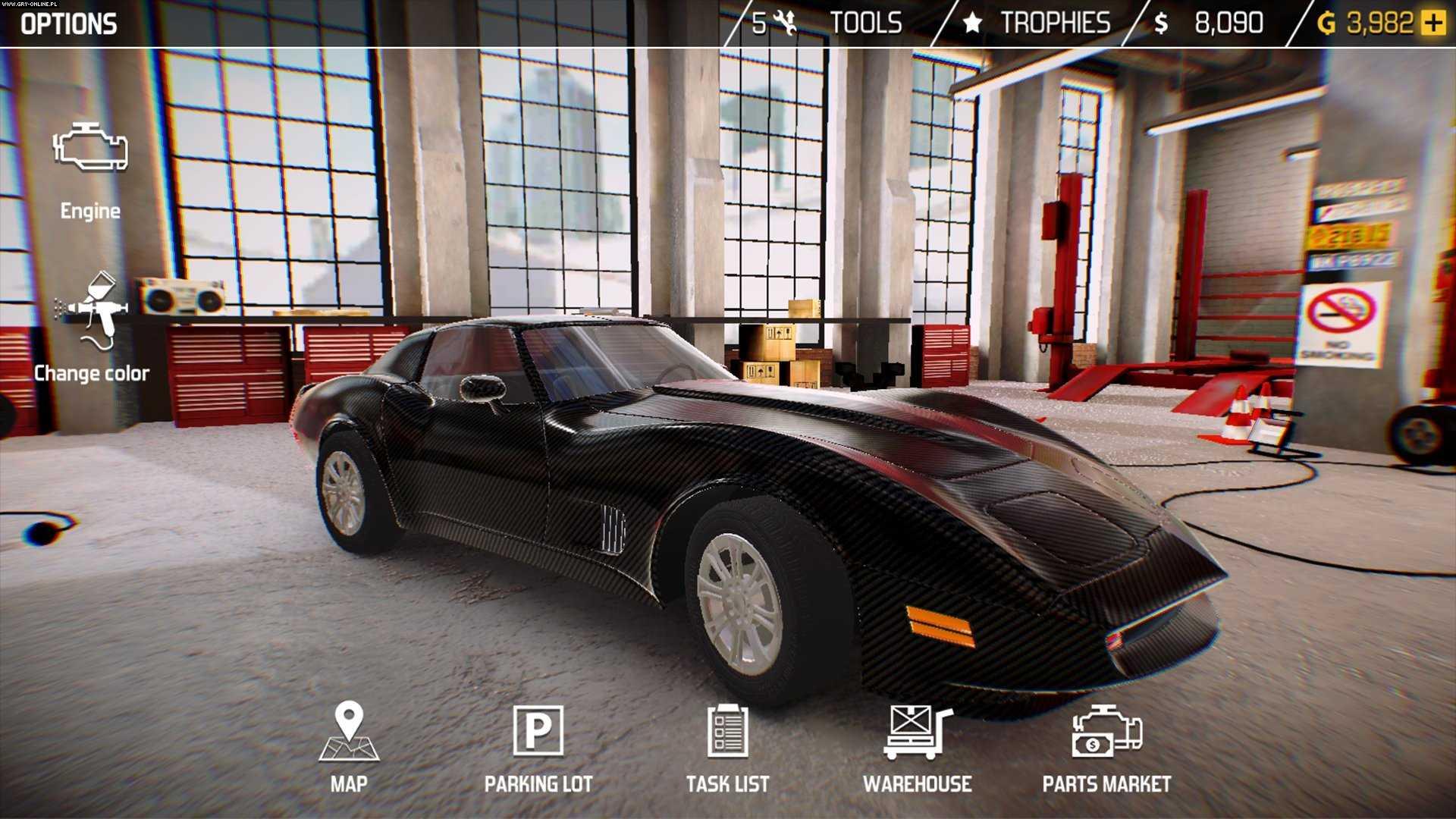 Car Mechanic Simulator 2018 Mobile