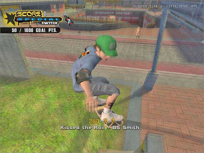 Tony Hawk's Underground 2: World Destruction Tour