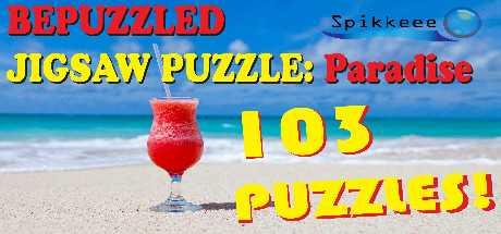 Bepuzzled Jigsaw Puzzle: Paradise