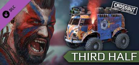 Crossout - Third Half Pack