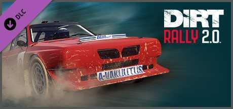 DiRT Rally 2.0 - Lancia Delta S4 RX