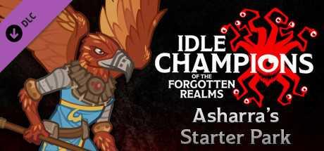 Idle Champions - Asharra's Starter Pack