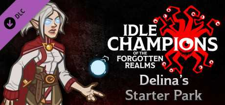 Idle Champions - Delina's Starter Pack