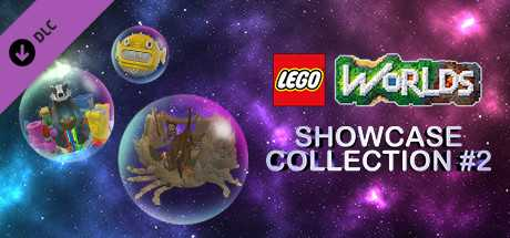 LEGO Worlds: Showcase Collection Pack 2