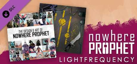 Nowhere Prophet - Digital Extras (Soundtrack, Artbook and more)