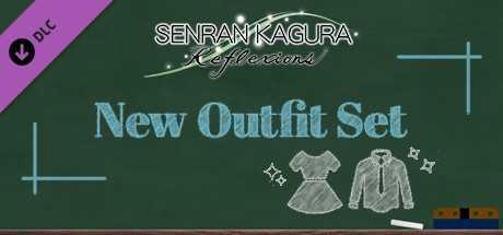 SENRAN KAGURA Reflexions - New Outfit Set