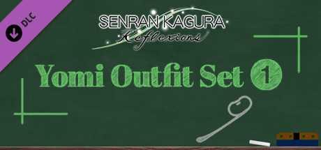 SENRAN KAGURA Reflexions - Yomi Outfit Set 1