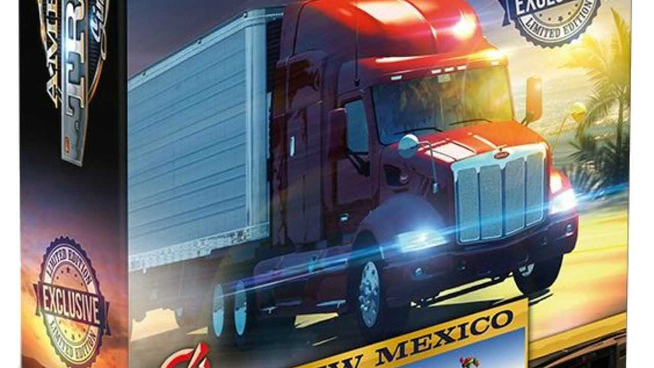 American Truck Simulator: Enchanted Edition