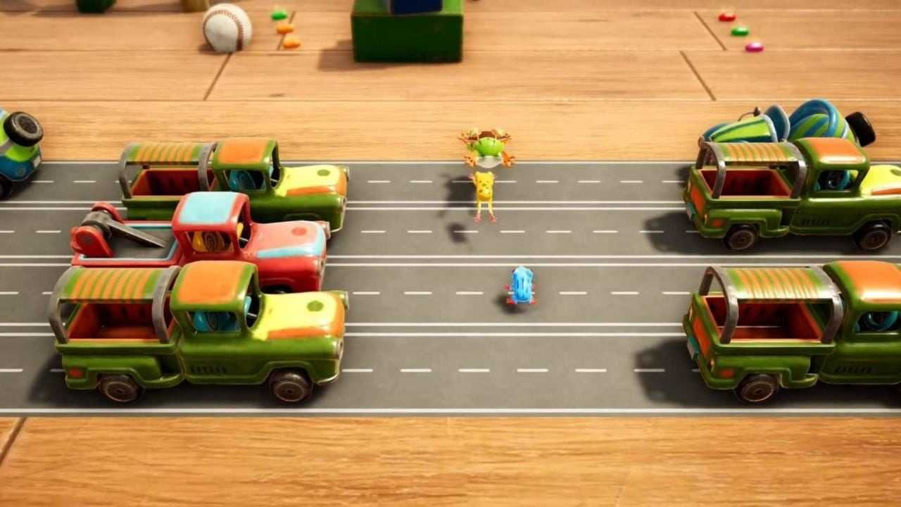 Frogger In Toy Town Reviews News Descriptions Walkthrough And