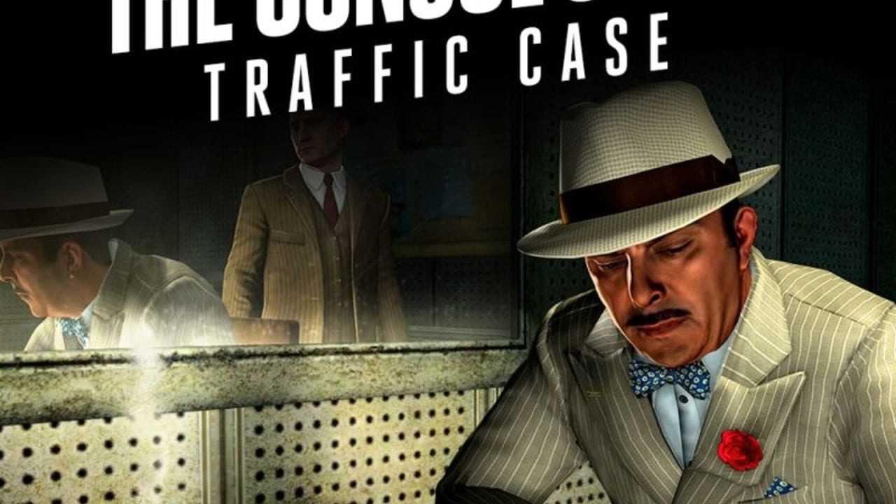 L.A. Noire: The Consul's Car