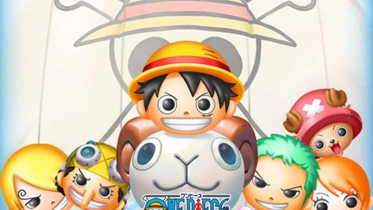 One Piece: Bon! Bon! Journey!!