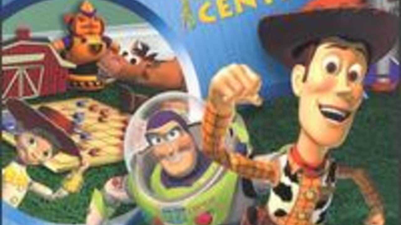 Toy Story 2: Activity Centre