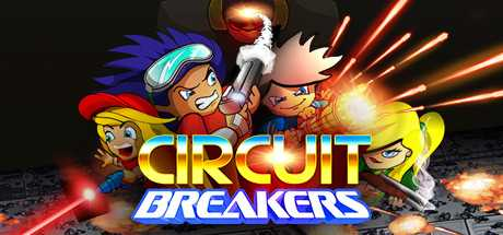 Circuit Breakers - Multiplayer twin stick shoot 'em up