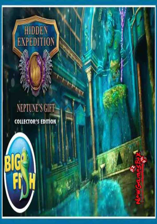 Hidden Expedition Neptunes Gift