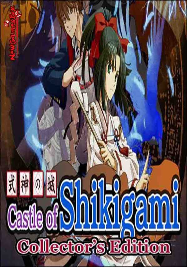 Castle of Shikigami Collectors Edition