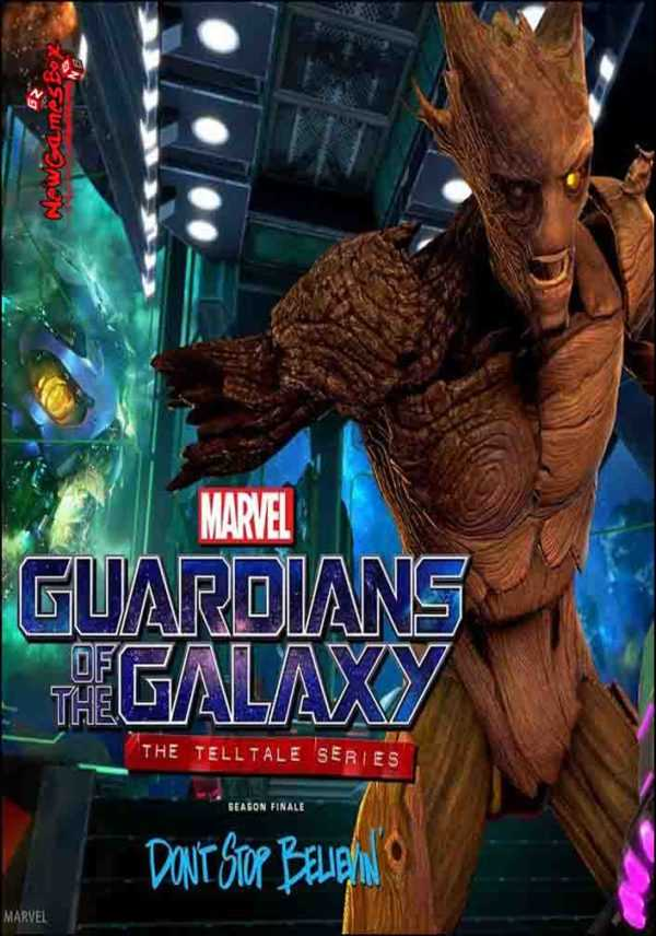 Marvels Guardians of the Galaxy Episode 5