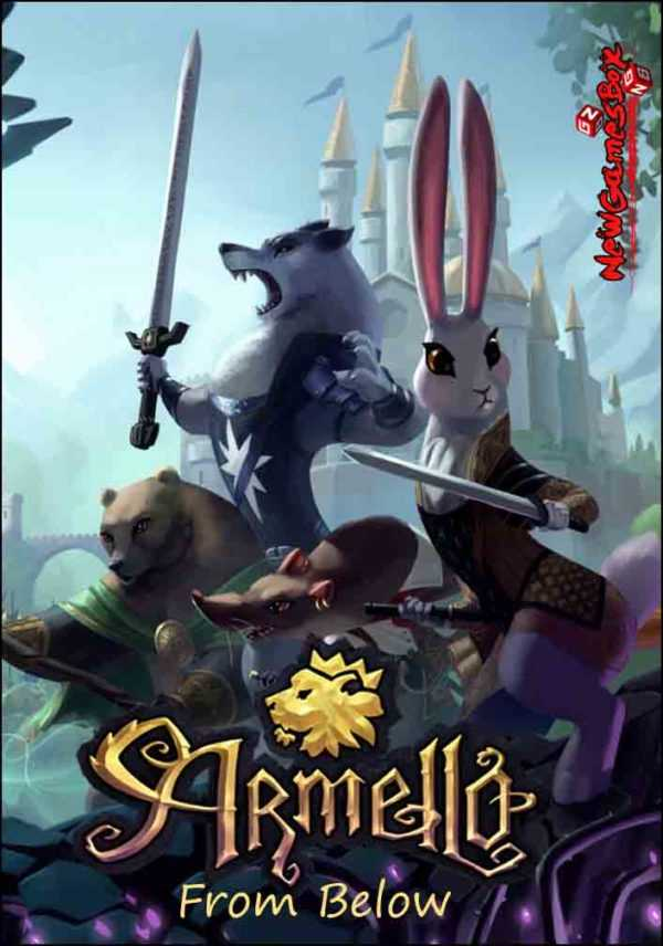 Armello From Below