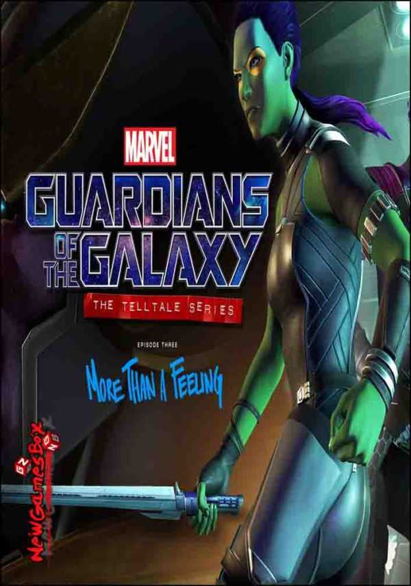Marvels Guardians of the Galaxy Episode 3