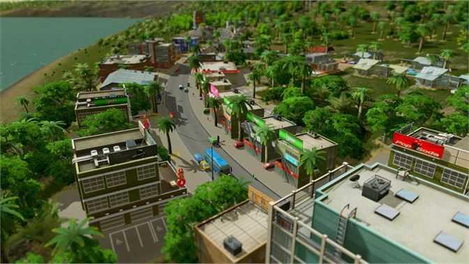 Cities: Skylines - Windows 10 Edition