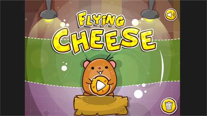 Flying Cheese Adventure