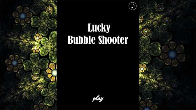 Lucky Bubble Shooter