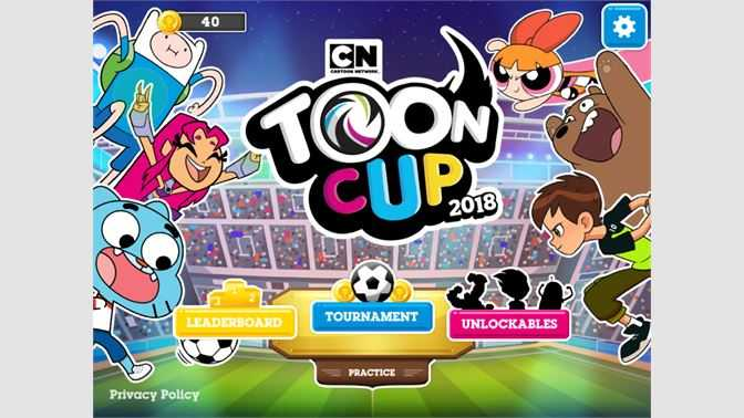 Toon Cup: 2018