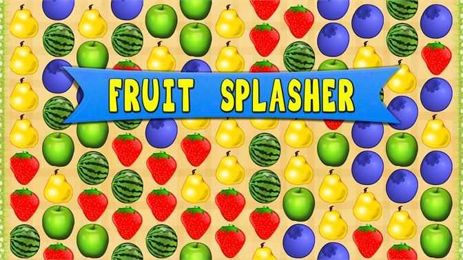 Fruit Splasher.
