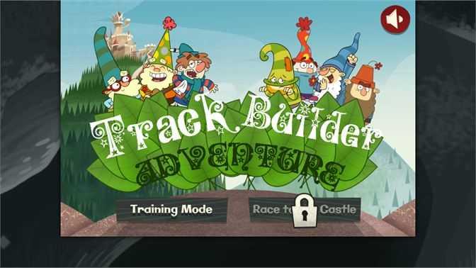 Track Builder Adventure