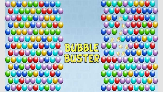 The Bubble Buster