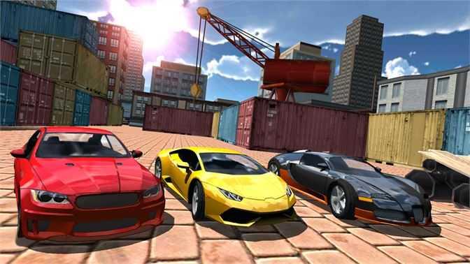 Driving School 3D: Nitro Asphalt