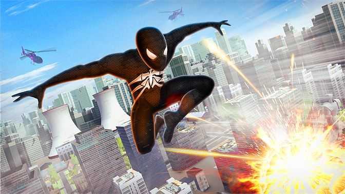 Spider Avengers