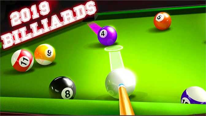 Billiard 8 Ball Pool