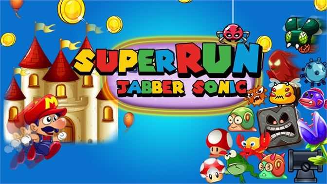 Super Jabber Sonic Run 3D