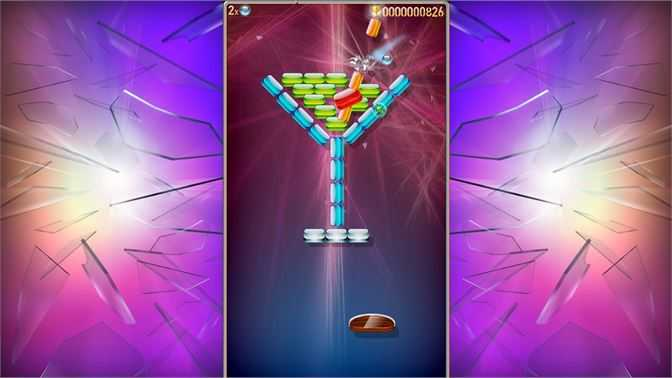 Bricks Breaker Arkanoid