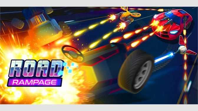 Road Rampage Racing
