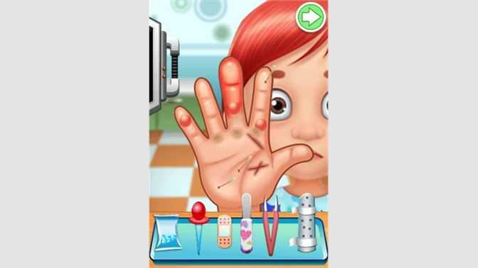 Hand Doctor - Hospital Surgery