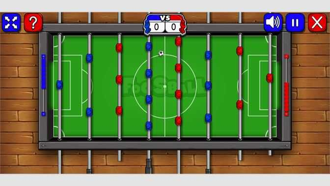 Foosball Soccer League