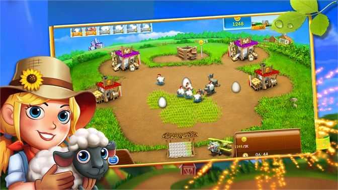 Farm Village: Harvest Day