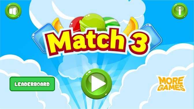 Match 3 !