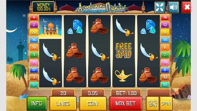 Free slots online - Spin and win