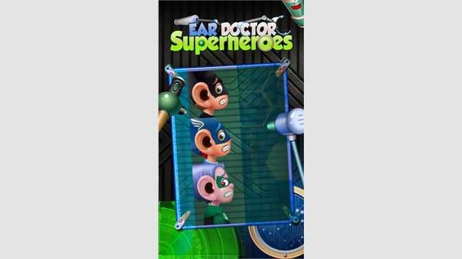Ear Doctor : Super Clinic