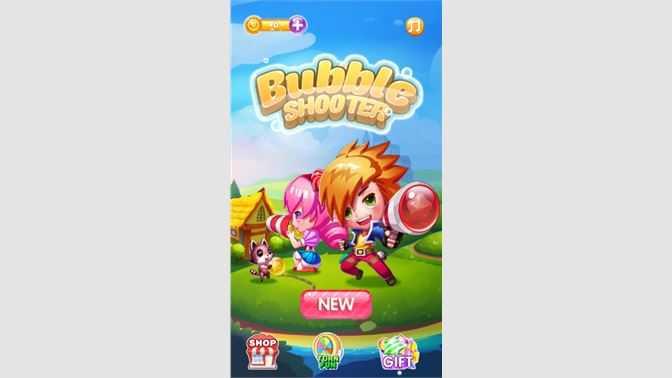 Bubble Shooter : Ball Bust