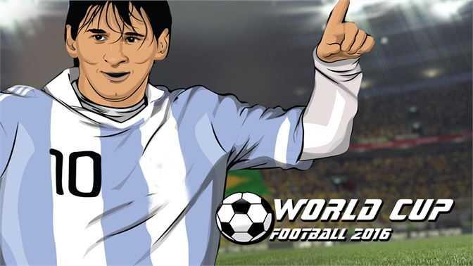 World Cup Football 2016