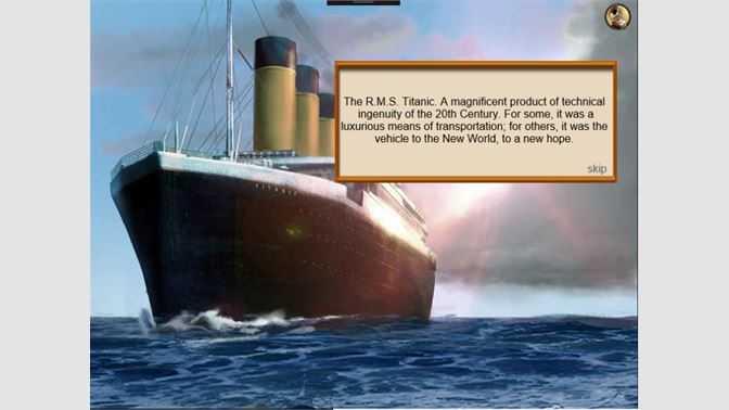 Hidden Objects: Titanic Hidden Mystery