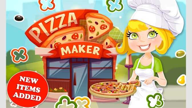 Crazy Pizza Maker - Little Chef Cooking Game