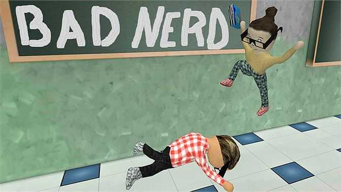 Bad Nerd - School RPG