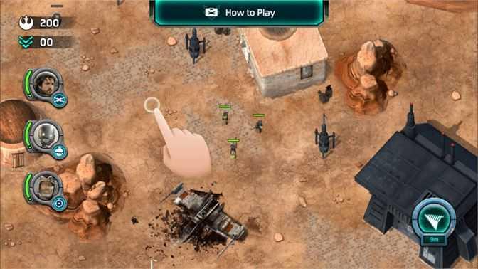 War Craft Mission On The Ground