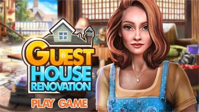 Hidden Object : Guest House Renovation