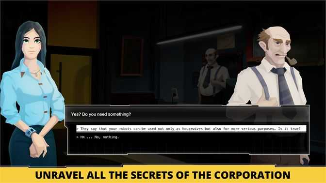Secret Agency - Detective Story